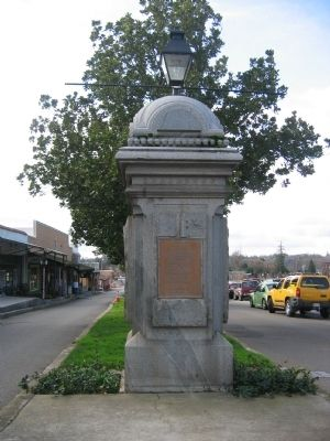 Folsom City Marker image. Click for full size.