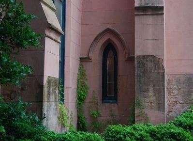 Trinity Episcopal Church Exterior Wall image. Click for full size.
