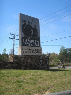 Pamplin Historical Park image. Click for full size.