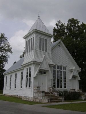 The Cove Methodist Church image. Click for full size.
