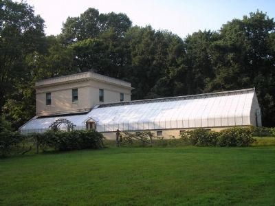 Greenhouse and Gardens image. Click for full size.