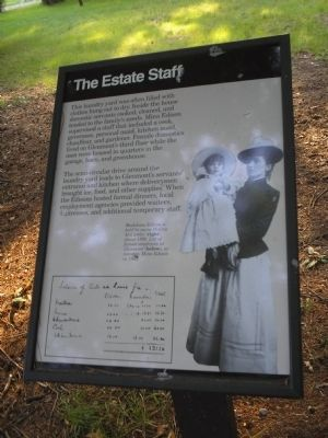 The Estate Staff Marker image. Click for full size.
