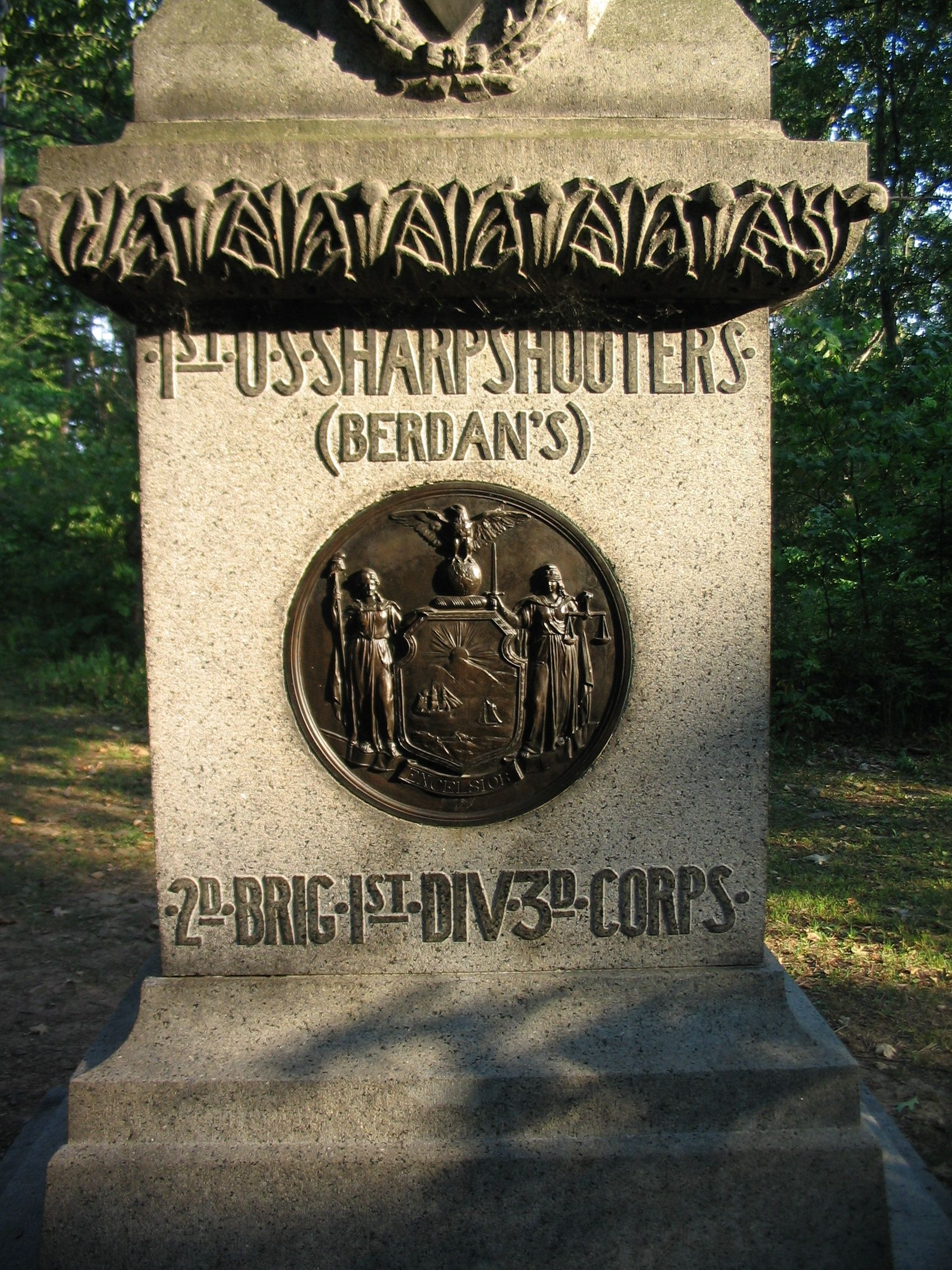 Front Inscription