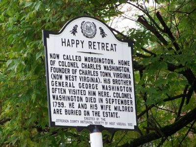 Happy Retreat Marker image. Click for full size.