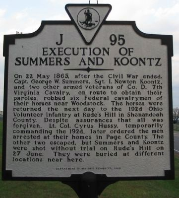 Execution of Summers and Koontz Marker image. Click for full size.