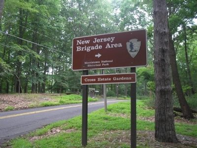 New Jersey Brigade Area image. Click for full size.