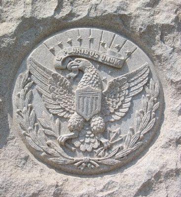 Seal of the United States of America image. Click for full size.