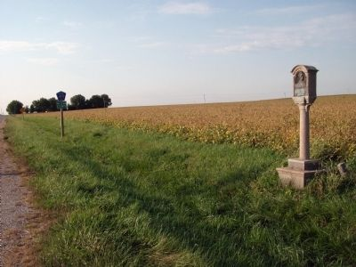 Looking South - - McLean County image. Click for full size.