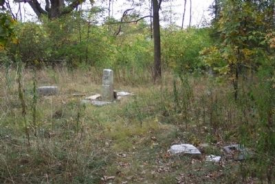 Postle Family Cemetery image. Click for full size.