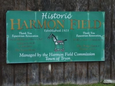Harmon Field image. Click for full size.