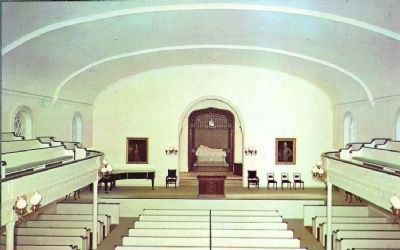 The Lee Chapel image. Click for full size.