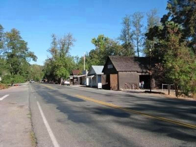 Coloma Main Street Today image. Click for full size.