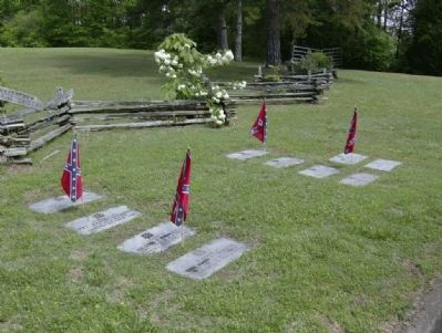 Turkey Town Confederate Memorials image. Click for full size.