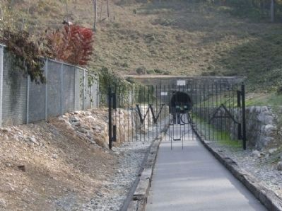 Gated Tunnel image. Click for full size.