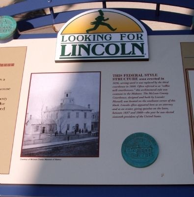 Center Panel - - Lincoln The Lawyer Marker image. Click for full size.