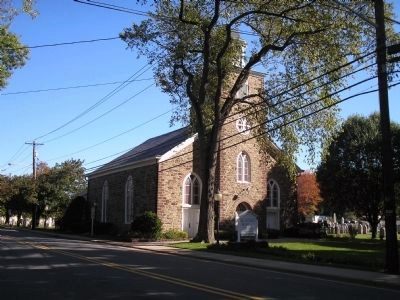 Wyckoff Reformed Church image. Click for full size.