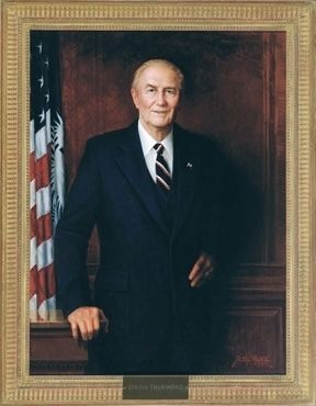 J. Strom Thurmond<br>(1902&#8211;2003) image. Click for full size.