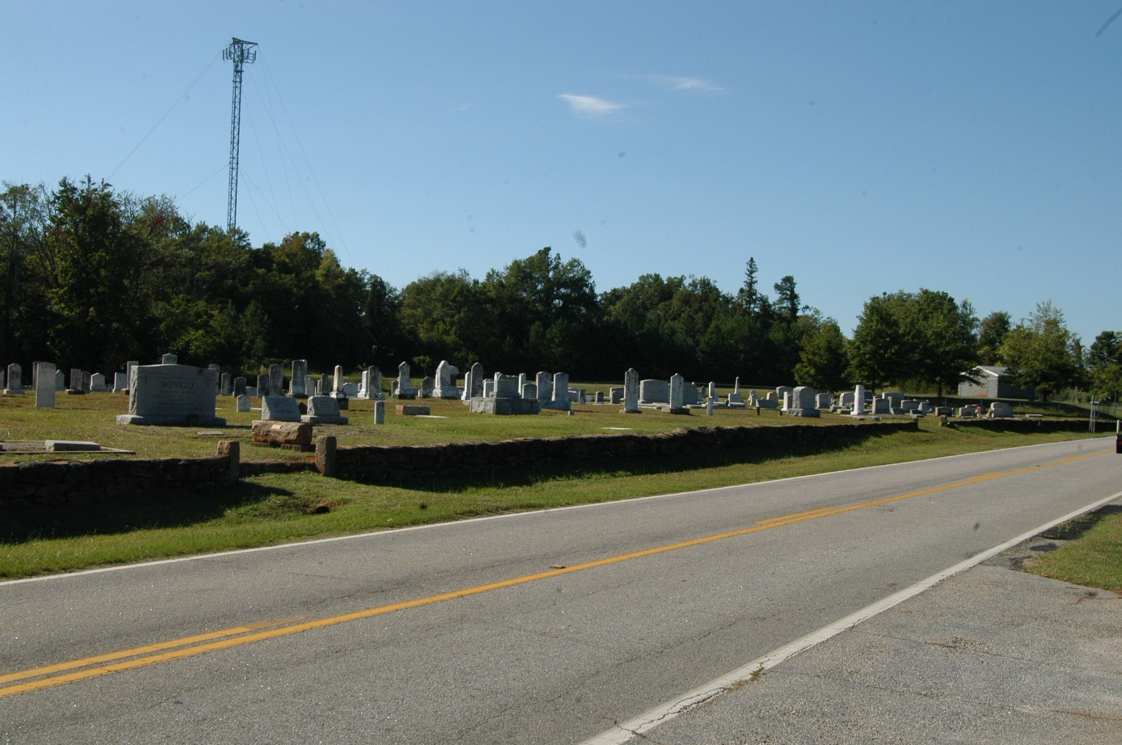 Mount Zion Baptist Church Cemetery