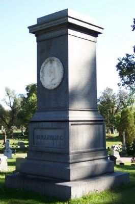 Lucas Sullivant Monument image. Click for full size.