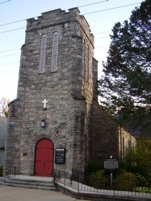 St. Philip's Parish image. Click for full size.