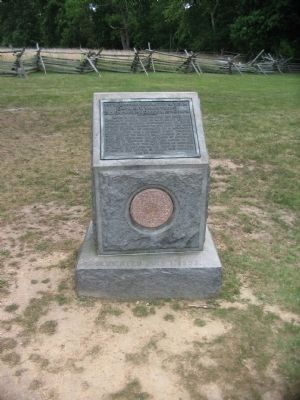 14th (Brooklyn) Infantry N.Y.S.M. Marker image. Click for full size.