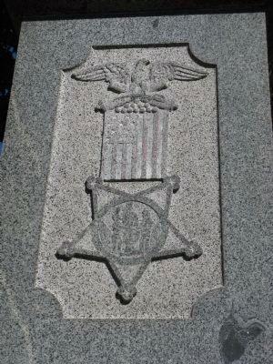 The G.A.R Monument image. Click for full size.