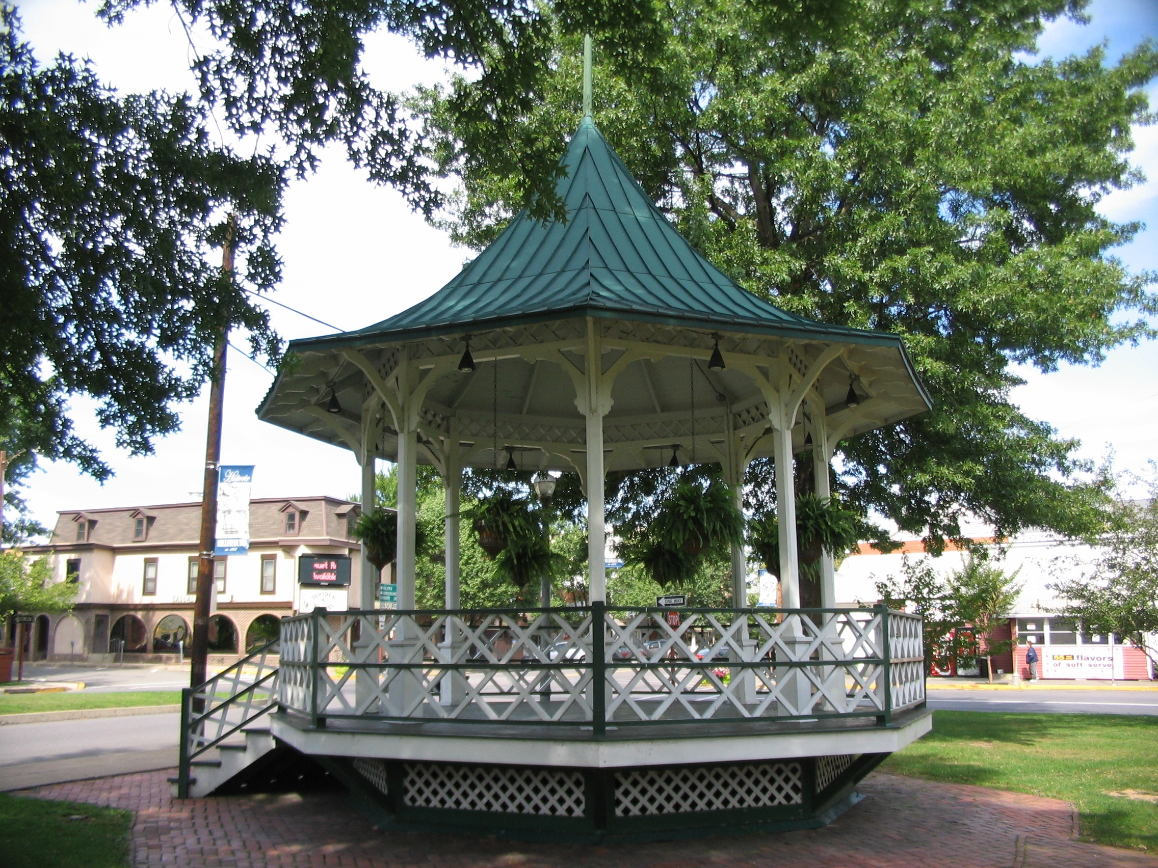 The Music Pavilion / Gazebo