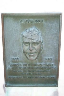 Captain Eddie Rickenbacker Monument image. Click for full size.