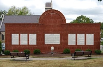 Edgefield County Memorial image, Touch for more information