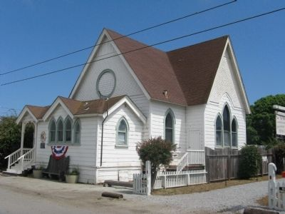Methodist Episcopal Church - N.S.G.W. Community Hall image. Click for full size.