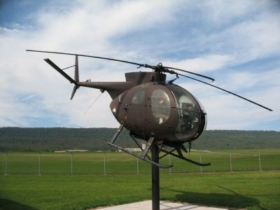 OH-6A Cayuse image. Click for full size.