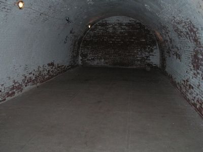 Inside the Powder Magazine image. Click for full size.
