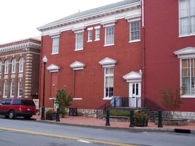 Original Charles Town Courthouse image. Click for full size.