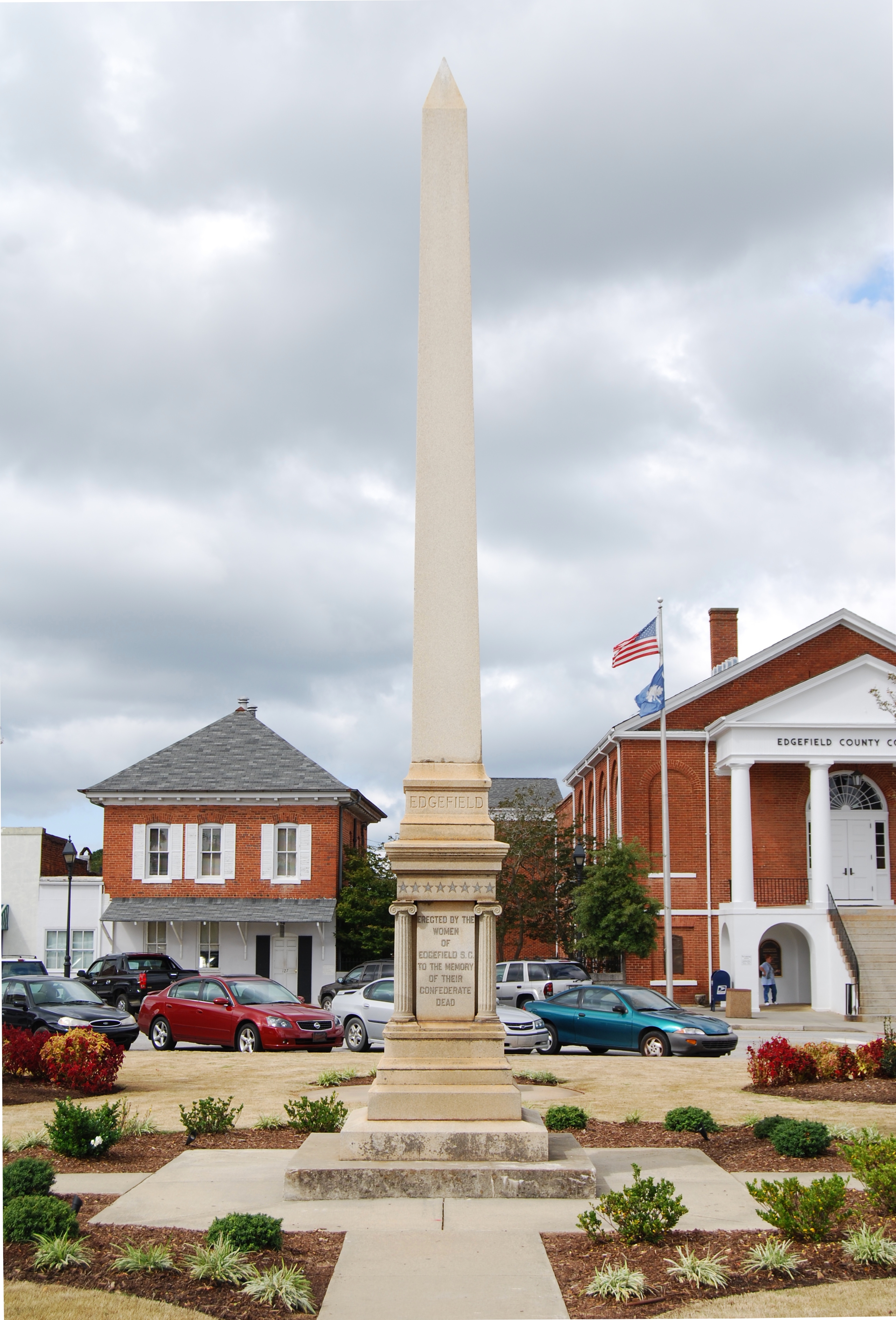 Edgefield County Confederate Monument