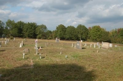 Shiloh Methodist Church cemetery image. Click for full size.