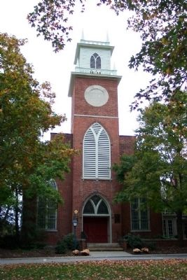 Saint John's Episcopal Church image. Click for full size.