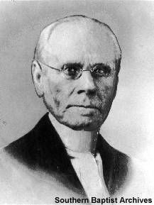 Rev. William Bullein Johnson<br>(1782-1862) image. Click for full size.
