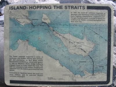 Island-Hopping the Straits Marker image. Click for full size.