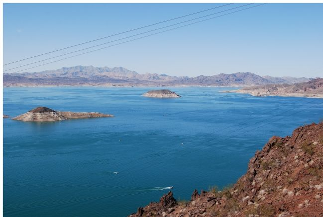 Lake Mead image. Click for full size.