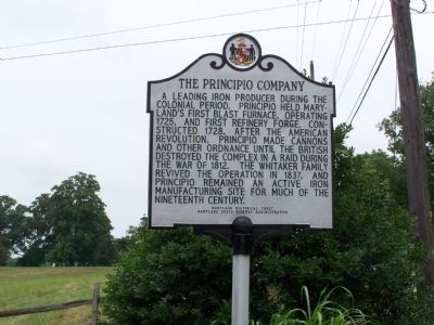 The Principio Company Marker image. Click for full size.