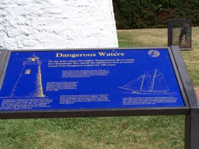 Dangerous Waters Marker image. Click for full size.