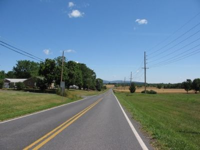 Hessong Bridge Road image. Click for full size.