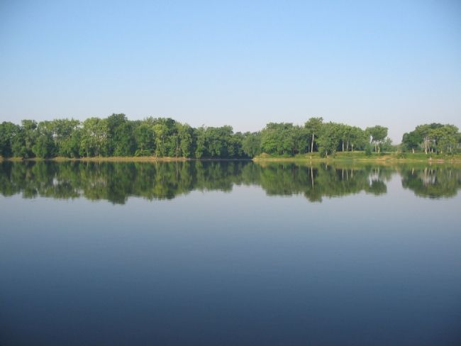 Looking Across the Potomac at Goose Creek image. Click for full size.
