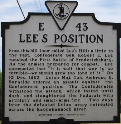 Lee's Position Marker image. Click for full size.