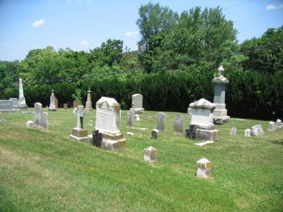 Confederate Veteran Grave Sites image. Click for full size.