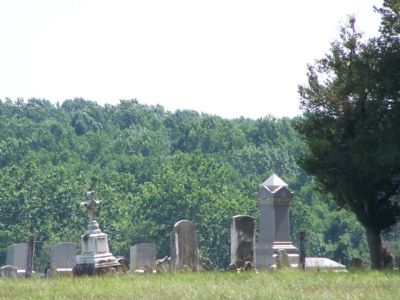 Veasey Cemetery image. Click for full size.
