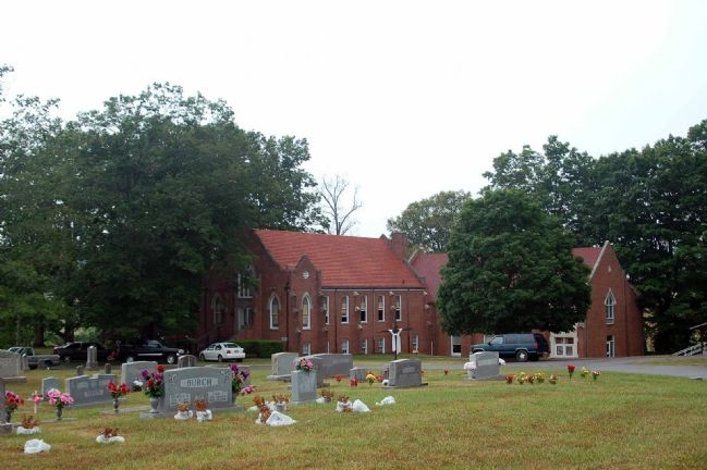 Eusesbia Presbyterian Church image. Click for full size.