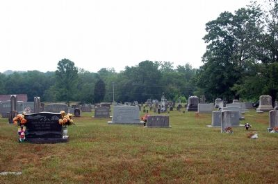 Eusesbia Presbyterian Church Cemetery image. Click for full size.