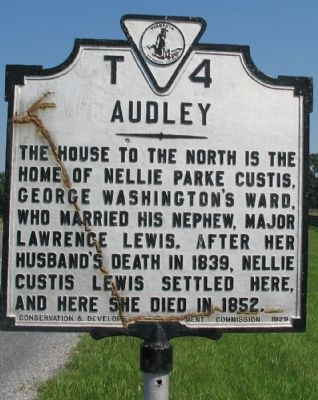Audley Marker image. Click for full size.