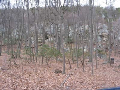 Rock Outcroppings at the Summit image. Click for full size.